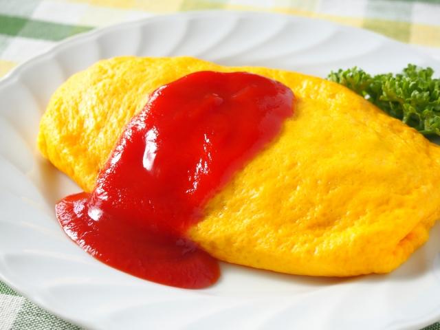 omelette-rice
