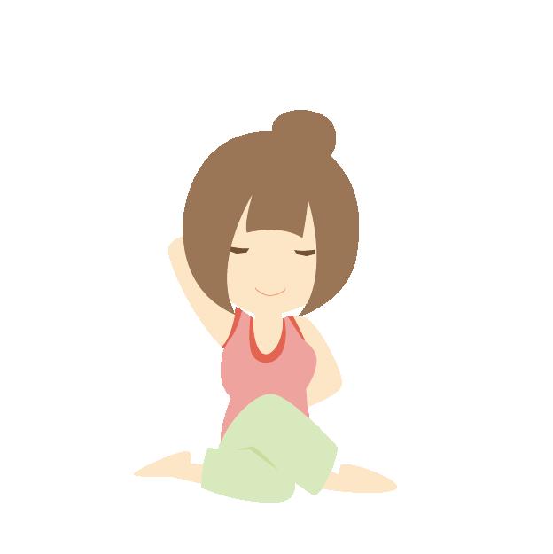 yoga-cow-face-pose
