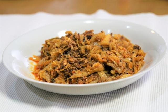sabakan-kimchi-mayonnaise-stir-fry