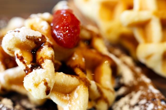 tapioca-waffle