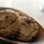 bamboo-charcoal-powder-cookie