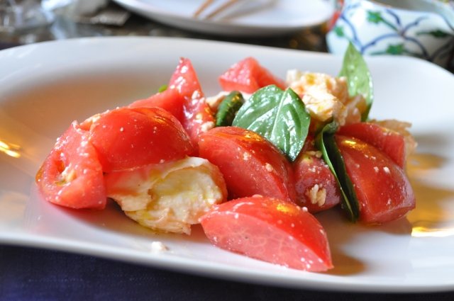 cottage-cheese-caprese