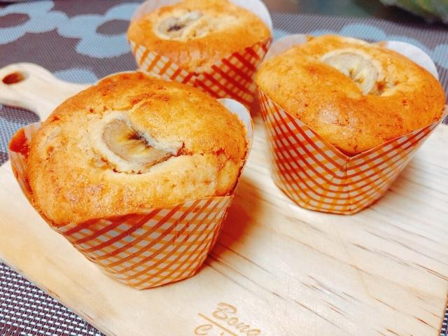 cinnamon-banana-muffin