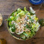 kale-bacon-mushroom-salad