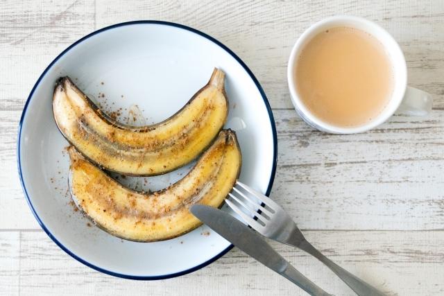 cinnamon-powder-grilled-banana