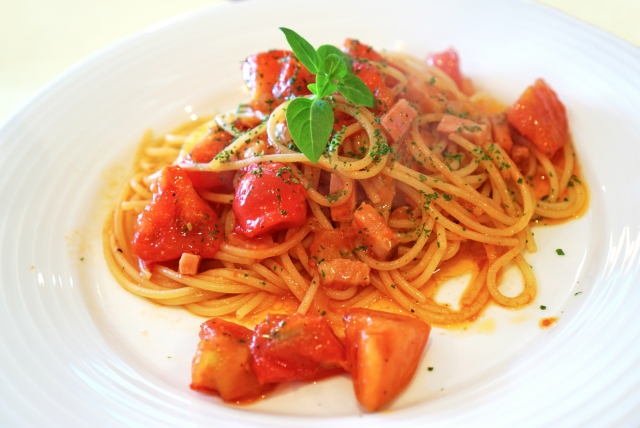 cottage-cheese-tomato-pasta