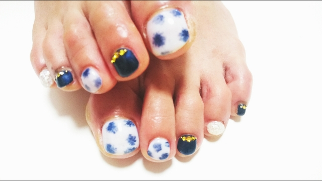 foot-nail