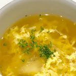 broccoli-sprout-egg-soup
