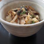 takikomi-gohan-of-a-bracken-and-the-champignon