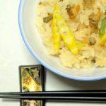 is-white-and-bamboo-shoot-takikomi-gohan