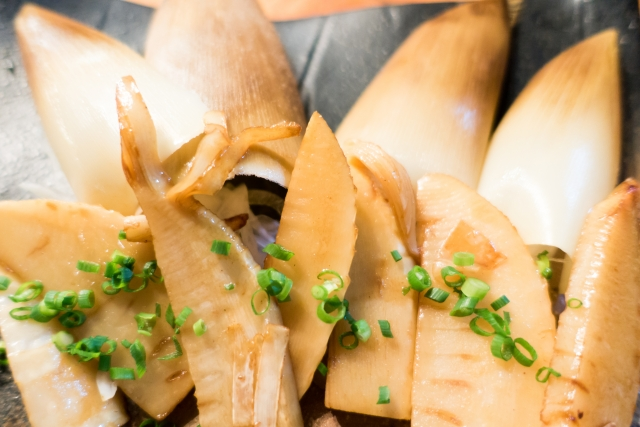 I-bake-the-cheese-of-the-bamboo-shoot-with-an-oven