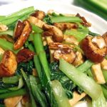it-is-shiitake-japanese-mustard-spinach-soy-sauce-roasting