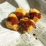 Croquette-of-a-potato-and-the-beef-and-pork-ground-meat