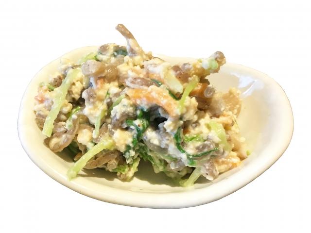i-toss-japanese-parsley-tofu