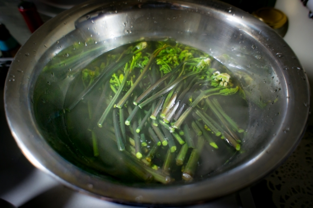 sesame-frying-of-the-bracken
