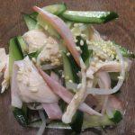 chicken-green-shiso-ponzu